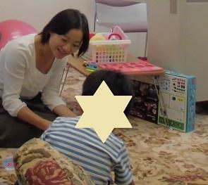 自閉症スペクトラムの5歳の子 家庭療育のパーソナルプログラムで 人に質問できるように