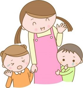 加配で気持ちの切り替えが苦手な発達障害や自閉症の子どもへの対処
