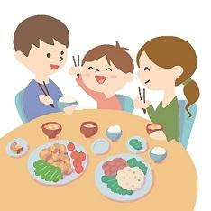 自閉症の子どもの切り替えを出来るようにして食事は座って食べよう
