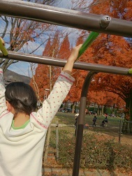 >自閉症の息子4歳 多動傾向で運動にいかす うんてい