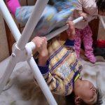 自閉症の息子5歳 運動面がますます伸び 逆上がりも出来るようになる