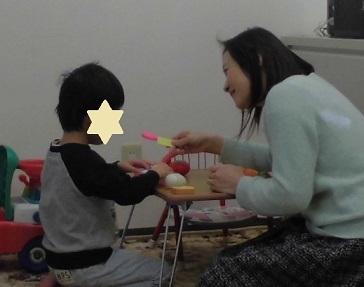 三語文をつないだり多語文を話すのが当たり前になりました!家庭療育プログラムの4歳の子の成長・効果